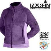 Куртка флисовая Norfin Women MOONRISE VIOLET (XS,S,M,L,XL)