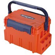 Ящик рыболовный Meiho BUCKET MOUTH BM-5000 Orange 440x293x293