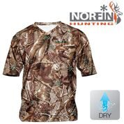 Футболка Norfin Hunting ALDER PASSION Green 05 р.XXL