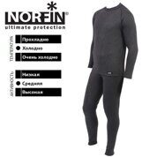 Термобелье Norfin COTTON LINE Black   (S,M,L,XL,XXL,XXXL)