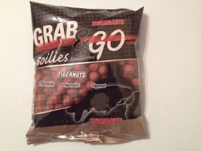 Бойла тонущие Starbaits Performance Baits Grab&GO Tigernuts 14мм 0.5кг