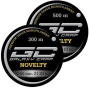 Леска Galaxy Carp novelty 300м 0,5мм 21.2кг.